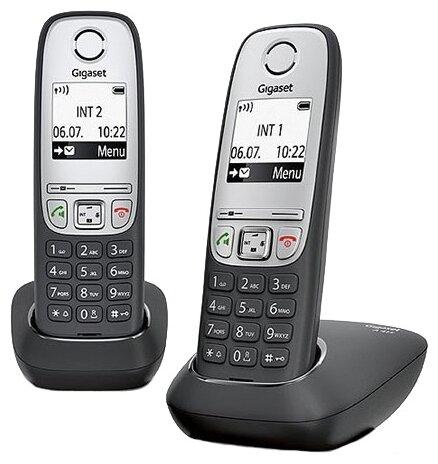Радиотелефон Gigaset A415 Duo