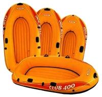 Надувная лодка Intex Club-200