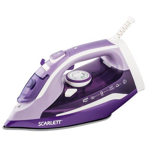 Утюг Scarlett SC-SI30K16 фиолетовый светильник на штанге 415 pl 415 6 26 dec 63 madonna
