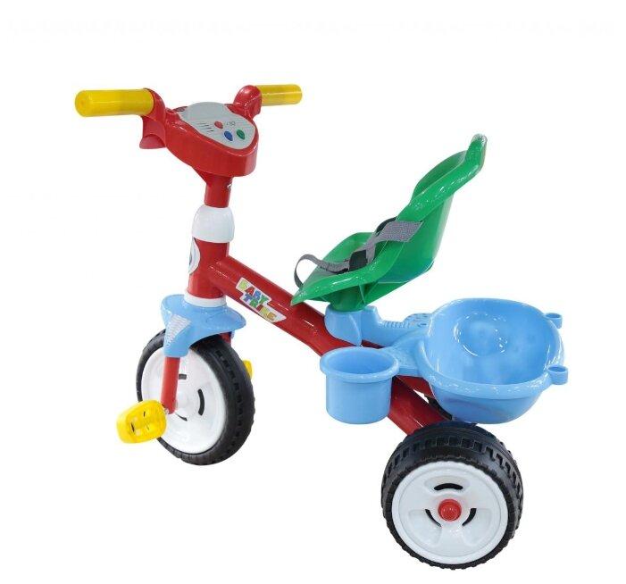 Трехколесный велосипед Полесье 46734 Беби Трайк