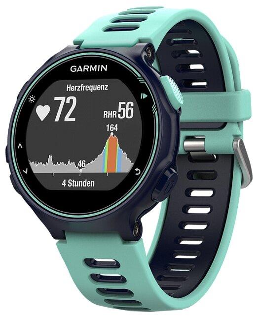 GARMIN Спортивные часы Forerunner 235 Black & Frost Blue