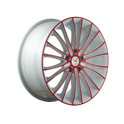 Фото - Колесный диск NZ Wheels F-49 6x15/4x114.3 D66.1 ET40 W+R колесный диск nz wheels f 50 6x15 4x114 3 d66 1 et40 w b