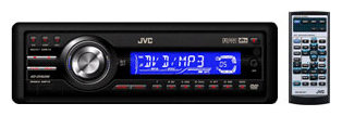 Автомагнитола JVC KD-DV5206