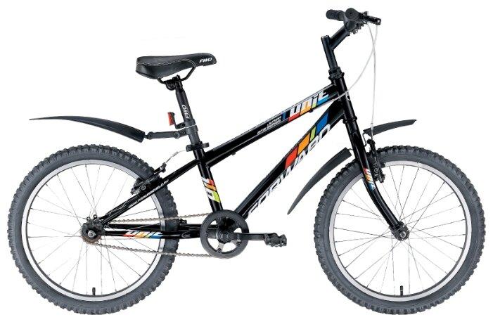 Подростковый горный (MTB) велосипед FORWARD Unit 1.0 (2015)