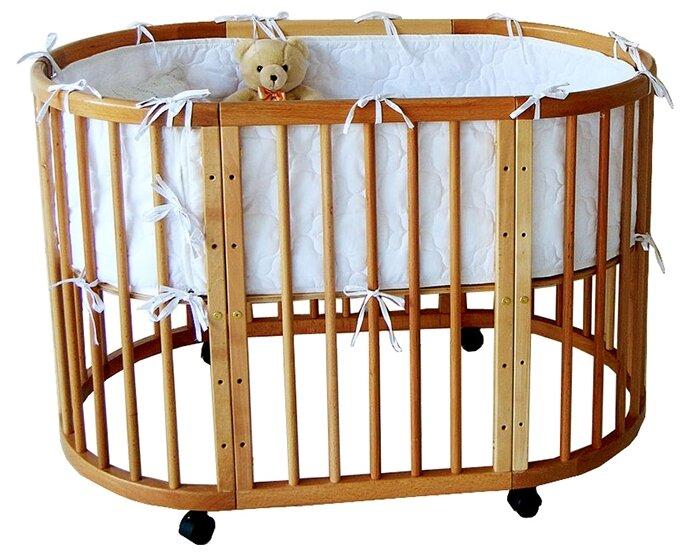 Кроватка Феалта-baby Луна 5 в 1 (трансформер)