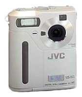 Фотоаппарат JVC GC-S5