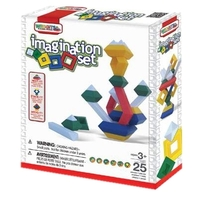 Конструктор WEDGiTS Imagination Set 300651 25 деталей