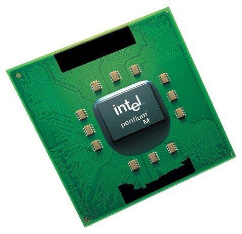 Intel Pentium M LV Dothan