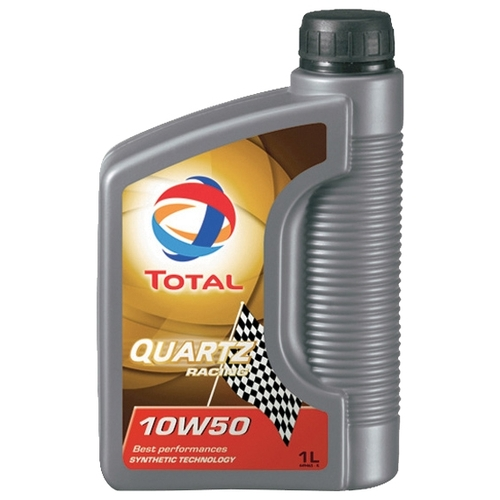 Моторное масло TOTAL Quartz Racing 10W50 1 л Моторные масла