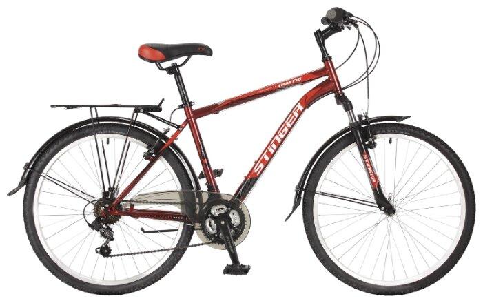 Велосипед для взрослых Stinger Traffic 26 (2017)