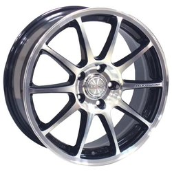 Колесные диски Racing Wheels H-422 7x17/5x114.3 D73.1 ET45 BKL