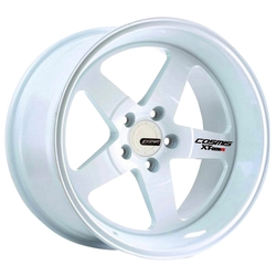 Колесный диск Cosmis Racing Wheels XT-005R 9x18/5x100 D73.1 ET25 White