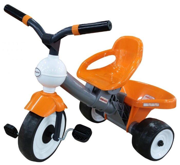 Трехколесный велосипед Полесье 46352 Дидактик 2