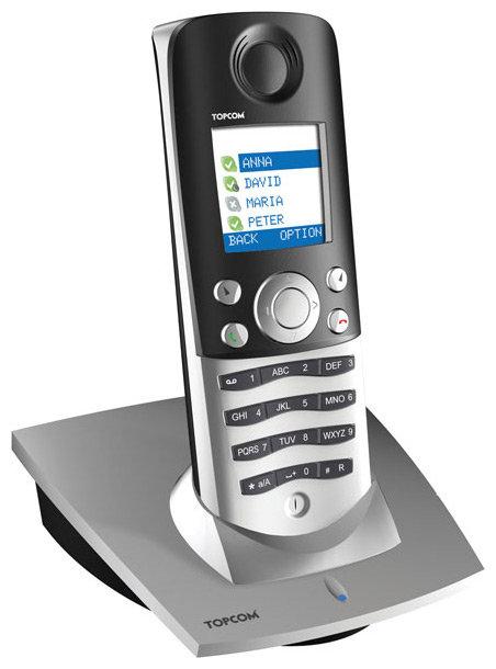 VoIP-телефон Topcom Webt@lker 6000