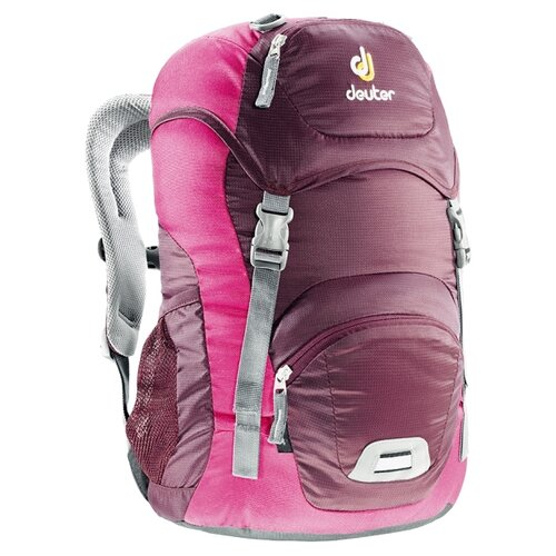 цена на Рюкзак deuter Junior 18 red (aubergine/magenta)