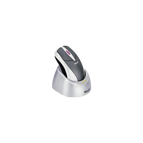 Мышь Trust Wireless Optical Mouse MI-4200 Black-Silver PS/2