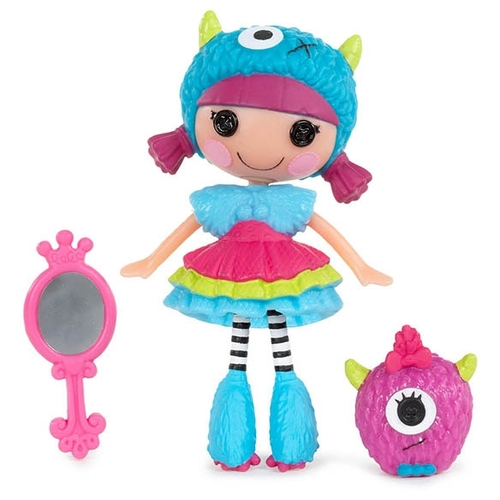 Кукла Lalaloopsy Mini Лапочка 7 см 533962