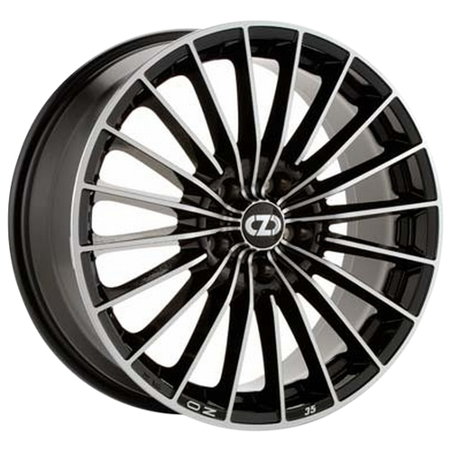 Колесный диск OZ Racing 35 Anniversary 8x18/5x120 ET34 Black