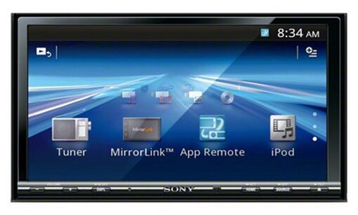 Автомагнитола Sony XAV-742