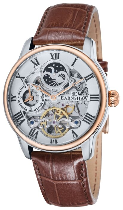 Наручные часы EARNSHAW ES-8006-03 — купить по выгодной цене на Яндекс.Маркете