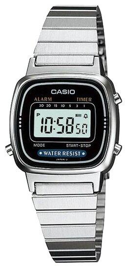 Наручные часы CASIO LA-670WEA-1E