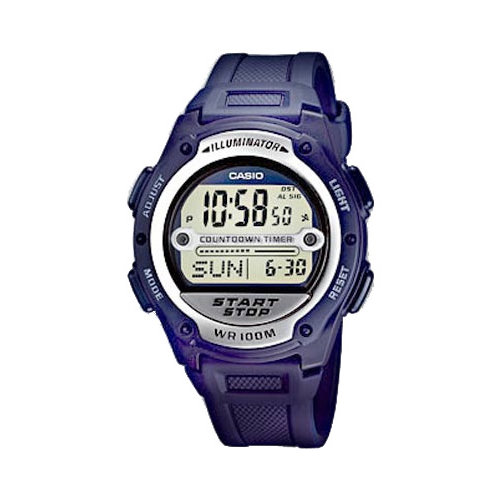 цена на Наручные часы CASIO W-756-2A