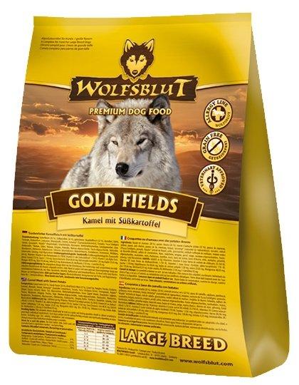 Корм для собак Wolfsblut Gold Fields Large Breed