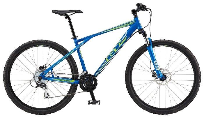 Горный (MTB) велосипед GT Aggressor Expert Hydr (2015)