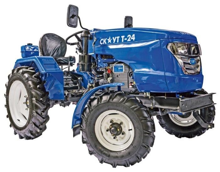 Мини-трактор Скаут T-24 VT