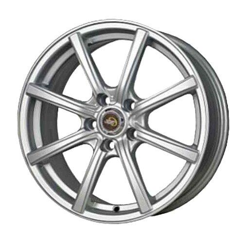 Фото - Колесный диск Cross Street Y4809 6.5x16/4x100 D60.1 ET50 Silver колесный диск cross street y3176 6 5x16 4x100 d60 1 et50 silver