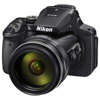Компактный фотоаппарат Nikon Coolpix P900 черный