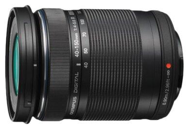 Объектив Olympus M.Zuiko ED 40-150 mm f/4.0-5.6 R for PEN black