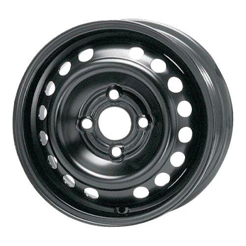 Фото - Колесный диск Trebl 7280 6x14/5x100 D57.1 ET43 black trebl 9680 trebl 6 5x16 5x100 d57 1 et42 black