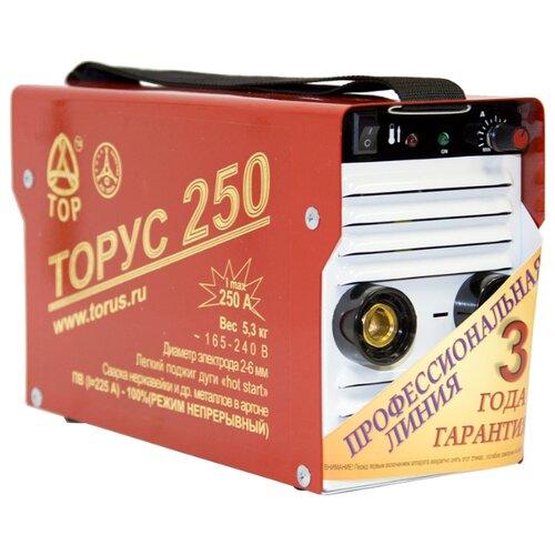 Сварочный аппарат Торус 250 Экстра (TIG, MMA)