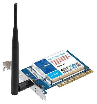 Wi-Fi адаптер ZYXEL G-320H EE