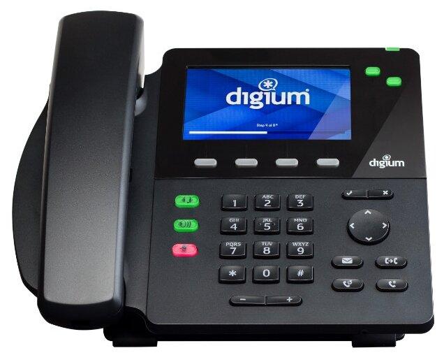 Digium VoIP-телефон Digium D60