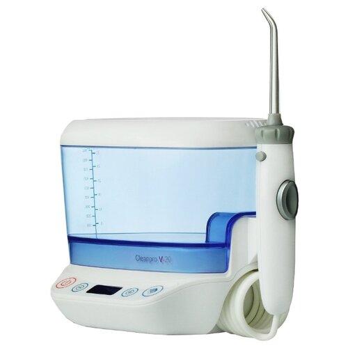 Ирригатор Matwave Clean Pro V-20, белый/синий