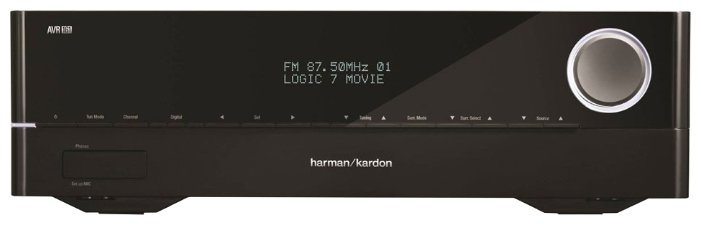 Сравнение с Harman / Kardon AVR161