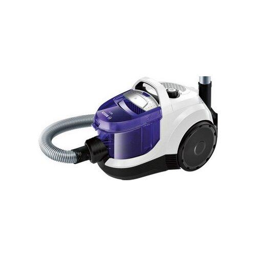 Фото - Пылесос Bosch BGS 1U1800, белый/фиолетовый пылесос bosch bgs 1u1800 белый фиолетовый