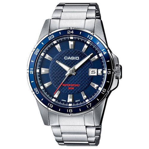 Наручные часы CASIO MTP-1290D-2A casio mtp e304gbl 2a