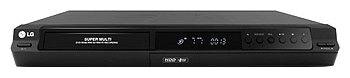 DVD/HDD-плеер LG HDR-798