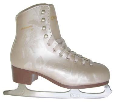 Детские фигурные коньки GRAF Chamonix для девочек