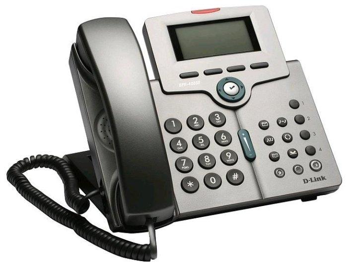 D-link VoIP-телефон D-link DPH-400SE/E/F2