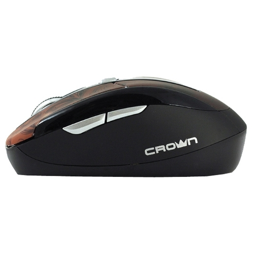 Мышь CROWN CMM-927W Brown USB