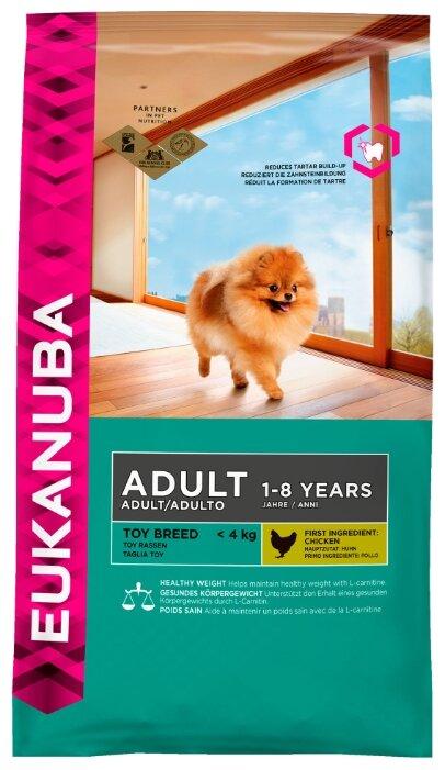 Корм для собак Eukanuba 800г (для мелких пород)