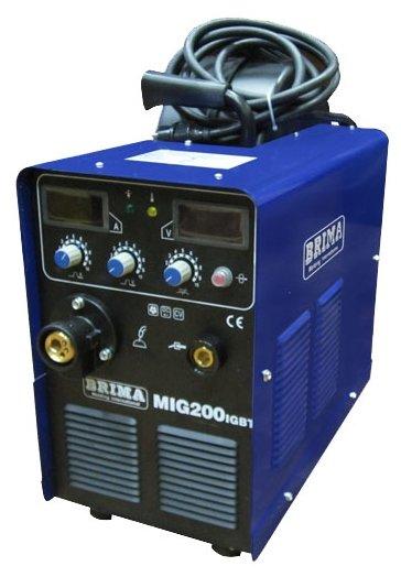 Сварочный аппарат BRIMA MIG-200