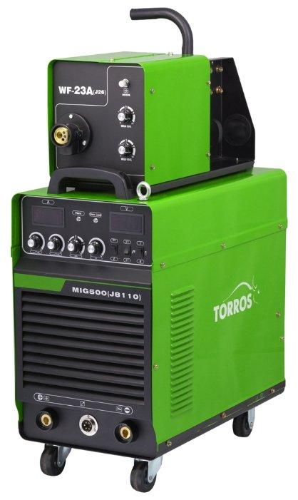 Сварочный аппарат Torros MIG 500 (J8110)