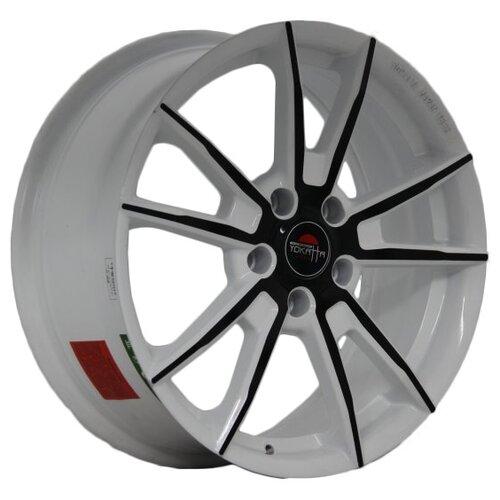 Фото - Колесный диск Yokatta Model-27 6.5x16/5x108 D63.3 ET50 W+B колесный диск yokatta model 27 7x17 5x114 3 d64 1 et50 w b