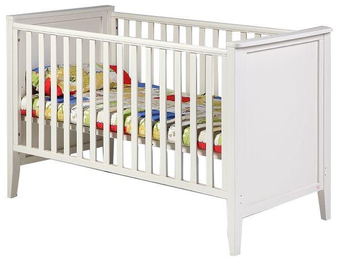 Кроватка Troll Ivory (съемные стенки)