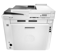 МФУ HP Color LaserJet Pro MFP M377dw черный/белый